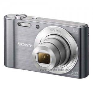 Sony Digital Camera Cyber Shot DSC-W810 Silver