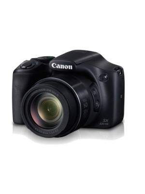 Canon Digital Camera Powershot SX530 HS Black