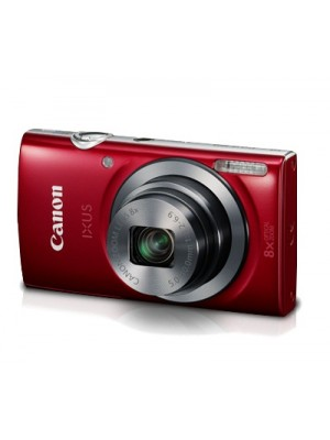 Canon Digital Camera IXUS 160 Red
