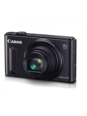 Canon Digital Camera Powershot SX610 HS Black