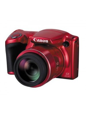 Canon Digital Camera Powershot SX410 Red