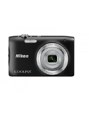 Nikon Digital Camera Coolpix S2900 Black