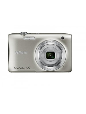 Nikon Digital Camera Coolpix S2900 Silver