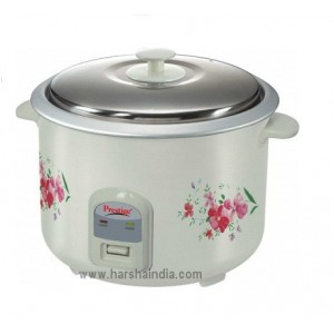 Prestige Rice Cooker PRWO 2.8-2 Open Type With Double Pot