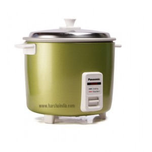 Panasonic Rice Cooker Warmer SR-WA22H(KT) Green