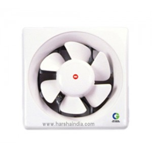 Crompton Fresh Air Fan 200MM Brisk Air White