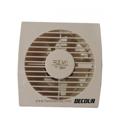 Remi Fresh Air Fan 150MM Axial Decor