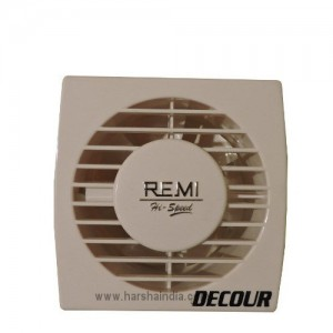 Remi Fresh Air Fan 100MM Axial Decor