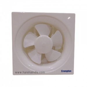 Crompton Fresh Air Fan 150MM Ventilus White