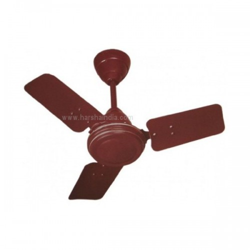Crompton Ceiling Fan 600MM High Speed Brown