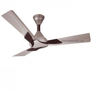 Orient Ceiling Fan 1200MM Wendy Shine Topaz Gold-Brown