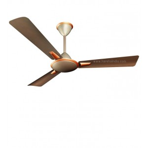 Crompton Ceiling Fan 1200MM Aura Prime Anti Dust Butter Scotch