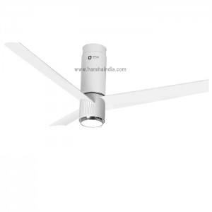 Orient Ceiling Fan 1200MM Aeroslim White-Remote & IOT