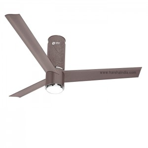 Orient Ceiling Fan 1200MM Aeroslim Champagne Brown Remote & IOT