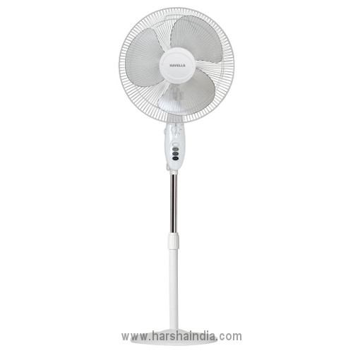 Havells Pedestal Fan 400MM Swing Without Timer