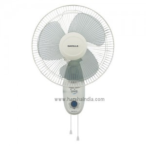 Havells Wall Fan 300MM Swing Off White