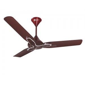 Orient Ceiling Fan 1200MM Jazz Burgundy Silver