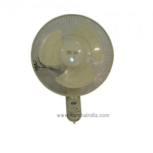 Remi Wall Mounting Fan 300MM Royale High Speed Plastic Blade