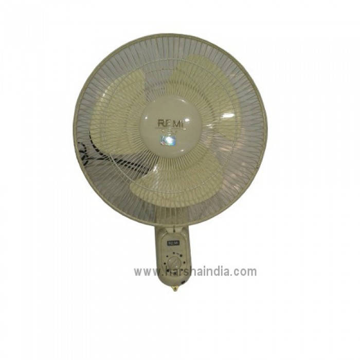 High Speed Fan Blades : Remi wall mounting fan mm royale high speed plastic blade