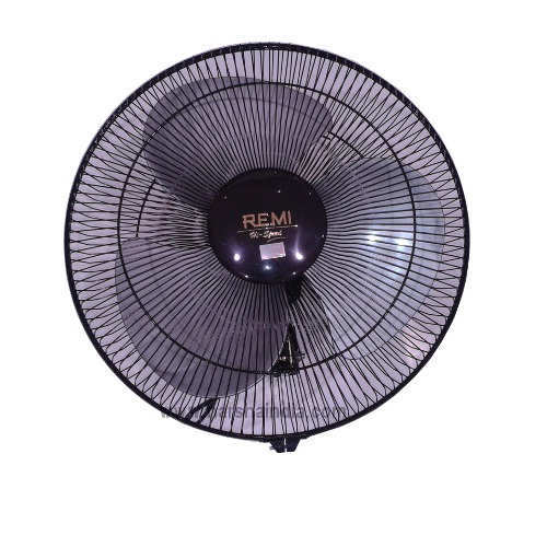Remi Wall Mounting Fan 400MM Compact High Speed Plastic Blade