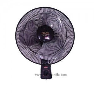 Remi Wall Mounting Fan 400MM Royale High Speed Plastic Blade