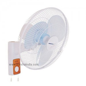 Orient Wall Mounting Fan 400MM Wall 43