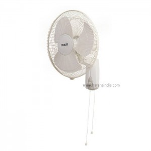 Usha Wall Fan 400MM Helix Mega White
