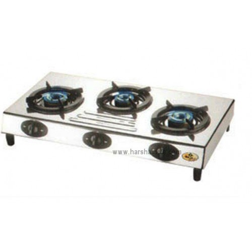 Bajaj Gas Stove 3 Burner Cx9