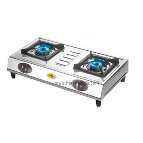 Bajaj Gas Stove 2 Burner CX8