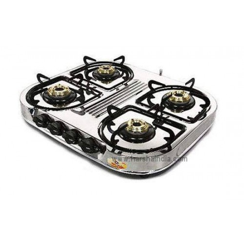 Bajaj Gas Stove 4 Burner CX10 D