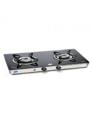 Glen Gas Stove Glass Top 2 Burner GL-1021 GT AI