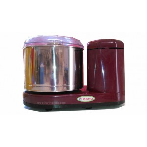 Asha Grinder 2L Table Top 2 Stone Pride