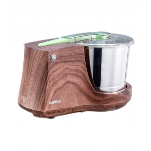 Santha Grinder 2L Table Top Stylo (Wood Finishing)