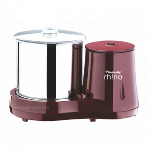 Butterfly Wet Grinder Table Top Rhino 2L