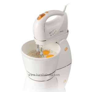 Philips Hand Mixer HR1565/50 With Big Bowl