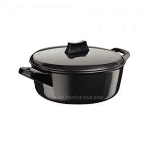 Hawkins Futura Hard Anodised Cook N Serve Bowl L60 3L