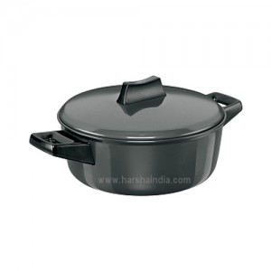 Hawkins Futura Hard Anodised Cook N Serve Bowl L62 2L