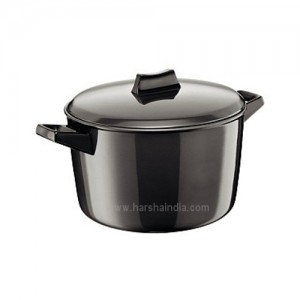 Hawkins Futura Hard Anodised Cook N Serve Bowl L65 5L