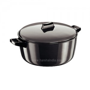 Hawkins Futura Hard Anodised Cook N Serve Bowl L66 6L