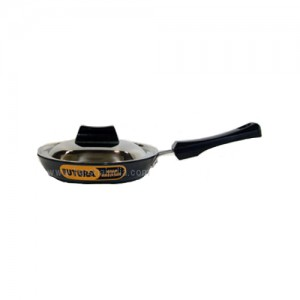 Hawkins Futura Hard Anodised Fry Pan 18CM L02 With Lid