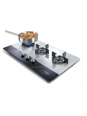 Prestige Hob 3 Burner PHT 03 Auto Ignition 40551