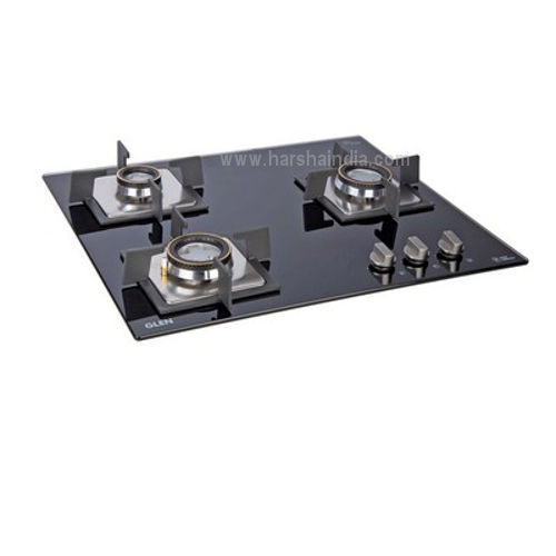 Glen Built In Hob GL-1063 SQ Double Brass