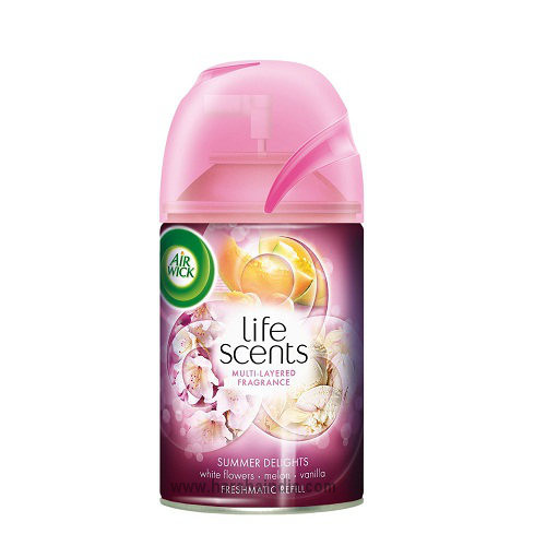 Air Wick Fresh Matic Refill Life Scents Summer Delights 250ML