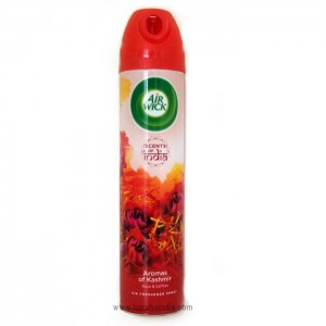 Air Wick Air Freshener Spray Aromas Of Kashmir Rose & Saffron 245ML