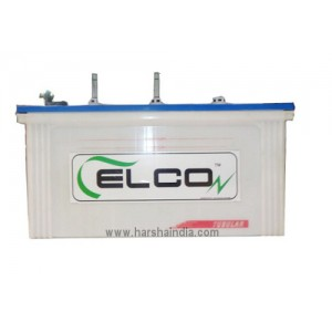 Elco Power Inverter 120 A.H Tubular Battery