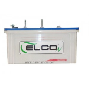 Elco Power Inverter 180 A.H Tubular Battery
