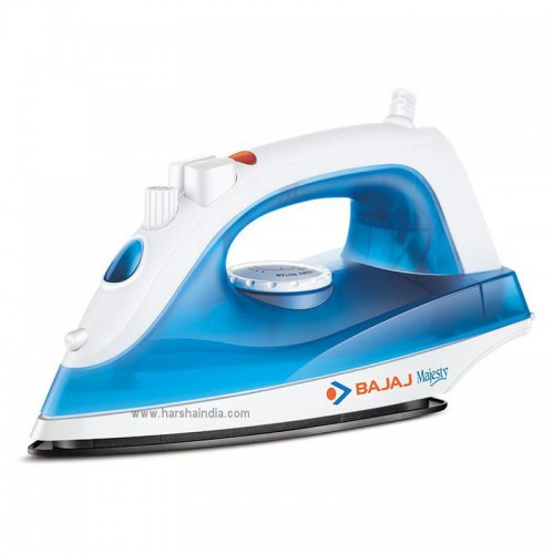 Bajaj Steam Iron Box Majesty MX20