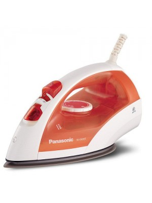 Panasonic Steam Iron Box NI-E400TTASM Orange