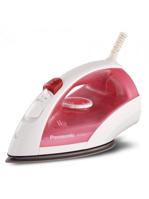 Panasonic Steam Iron Box NI-E200TRASM Red