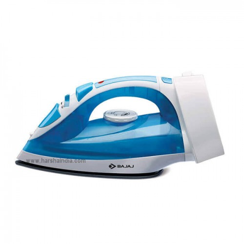 Bajaj Steam Iron Box Majesty Retract 440504